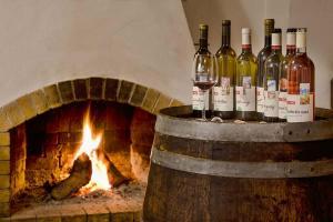 Vína připravená na ochutnávku