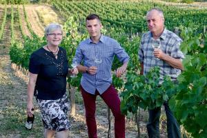 Vinařská rodinna